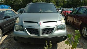 2004 Pontiac Aztek for sale in Columbus, OH