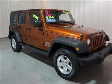 2014 Jeep Wrangler Unlimited for sale in Toms River, NJ