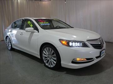 2014 Acura RLX for sale in Toms River, NJ