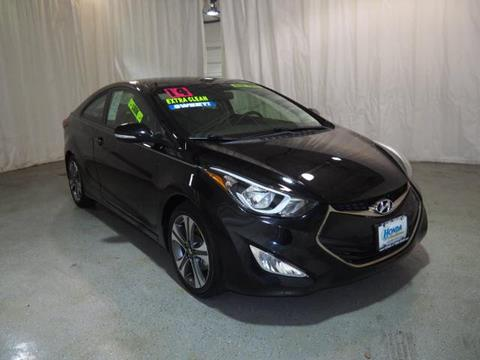 2014 Hyundai Elantra Coupe for sale in Toms River, NJ