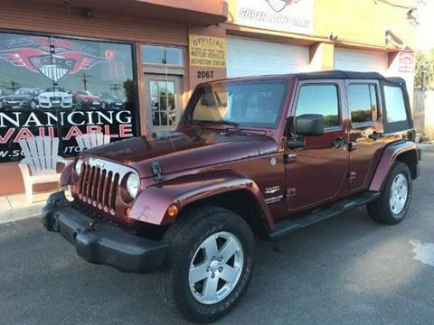 2007 Jeep Wrangler Unlimited for sale in Albany, NY