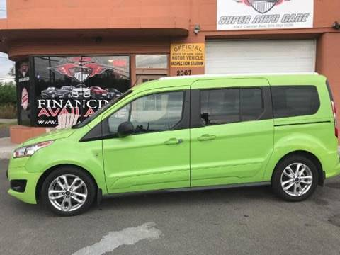 2014 Ford Transit Connect Wagon for sale in Albany, NY