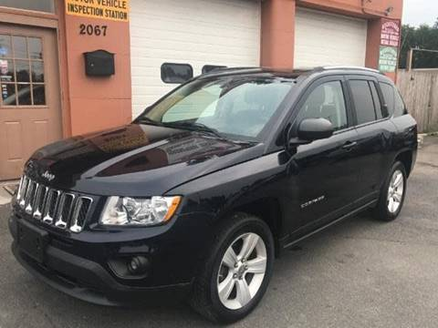 2011 Jeep Compass for sale in Albany, NY