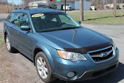 2008 Subaru Outback for sale in Albany, NY