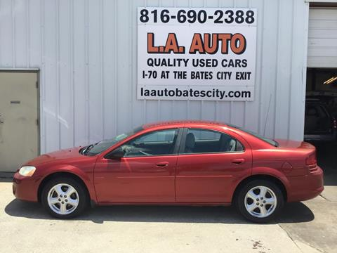 2006 Dodge Stratus for sale in Bates City, MO