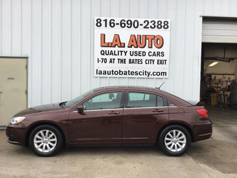 2013 Chrysler 200 for sale in Bates City, MO