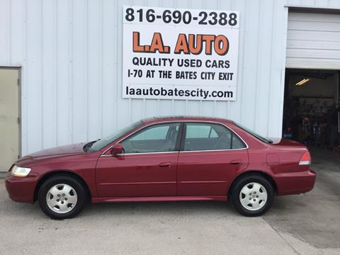 2001 Honda Accord for sale in Bates City, MO