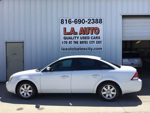 2006 Mercury Montego for sale in Bates City, MO
