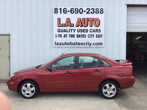 2005 Ford Focus for sale in Bates City, MO