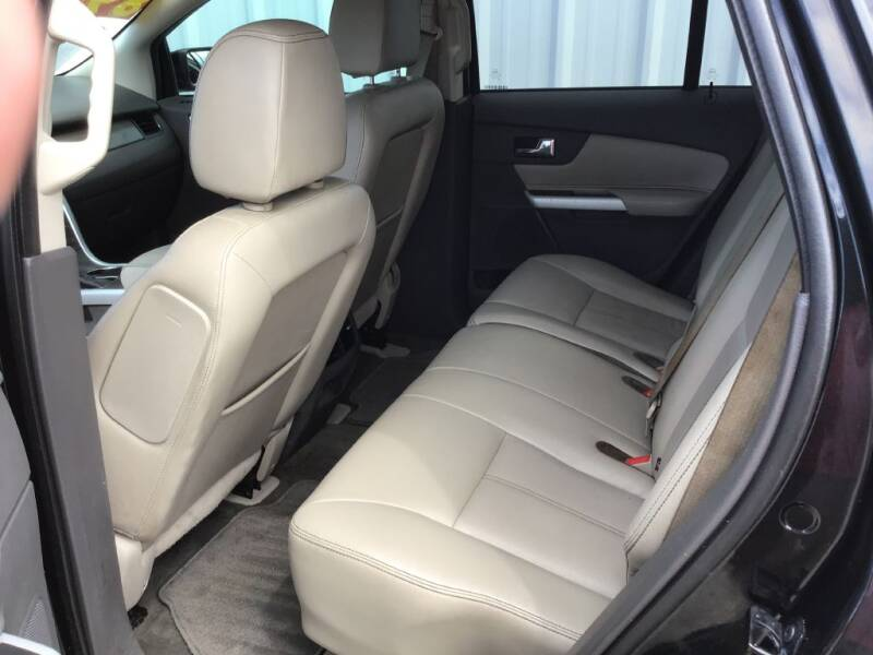 2012 Ford Edge SEL 4dr Crossover - Bates City MO