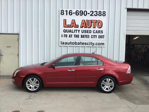 2008 Ford Fusion for sale in Bates City, MO