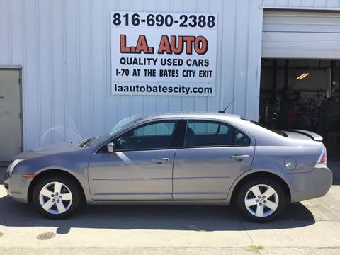 2007 Ford Fusion for sale in Bates City, MO