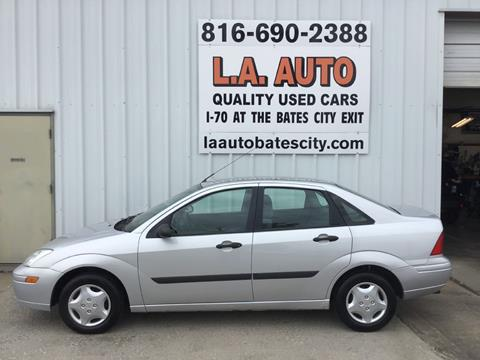 2001 Ford Focus for sale in Bates City, MO