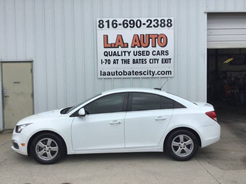 2016 Chevrolet Cruze Limited 1LT Auto 4dr Sedan w/1SD - Bates City MO