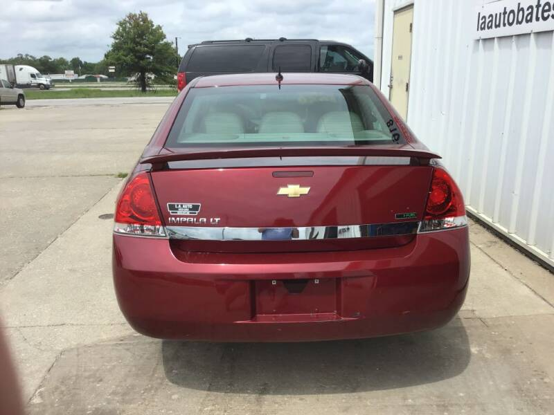 2011 Chevrolet Impala LT Fleet 4dr Sedan w/2FL - Bates City MO