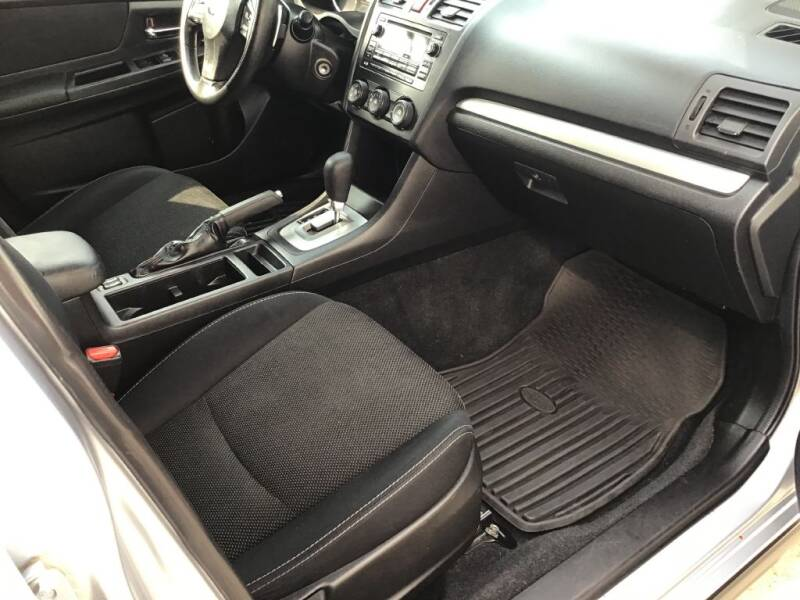 2013 Subaru XV Crosstrek AWD 2.0i Premium 4dr Crossover CVT - Bates City MO
