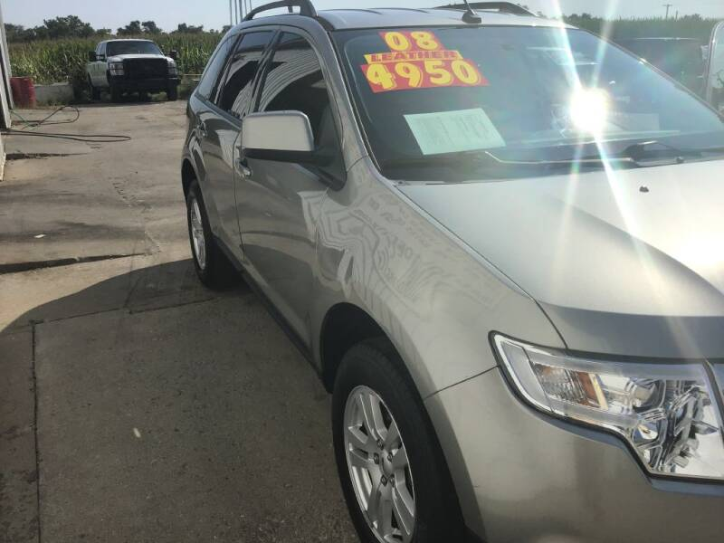 2008 Ford Edge AWD SEL 4dr Crossover - Bates City MO