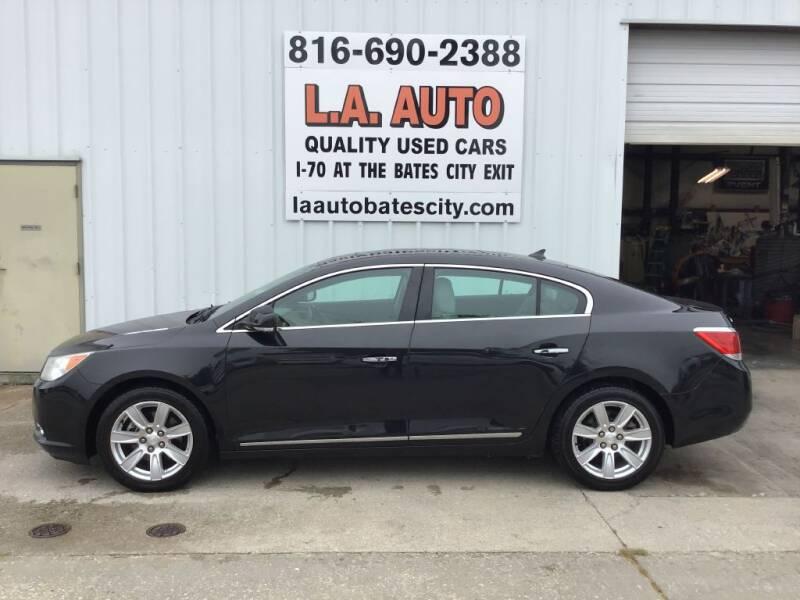 2012 Buick LaCrosse Premium 2 4dr Sedan - Bates City MO