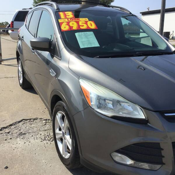 2013 Ford Escape SE 4dr SUV - Bates City MO