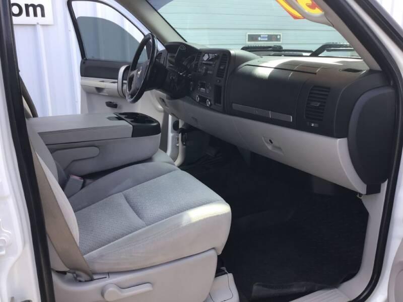 2007 Chevrolet Silverado 2500HD HEAVY DUTY - Bates City MO