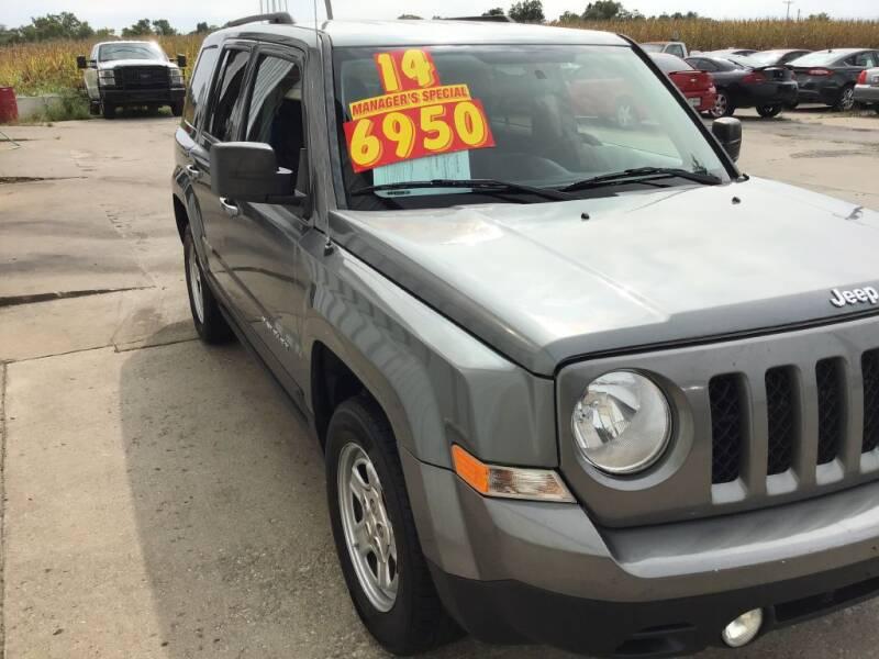 2014 Jeep Patriot Sport 4dr SUV - Bates City MO