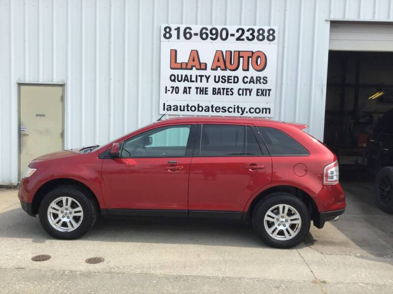 2008 Ford Edge SEL 4dr Crossover - Bates City MO