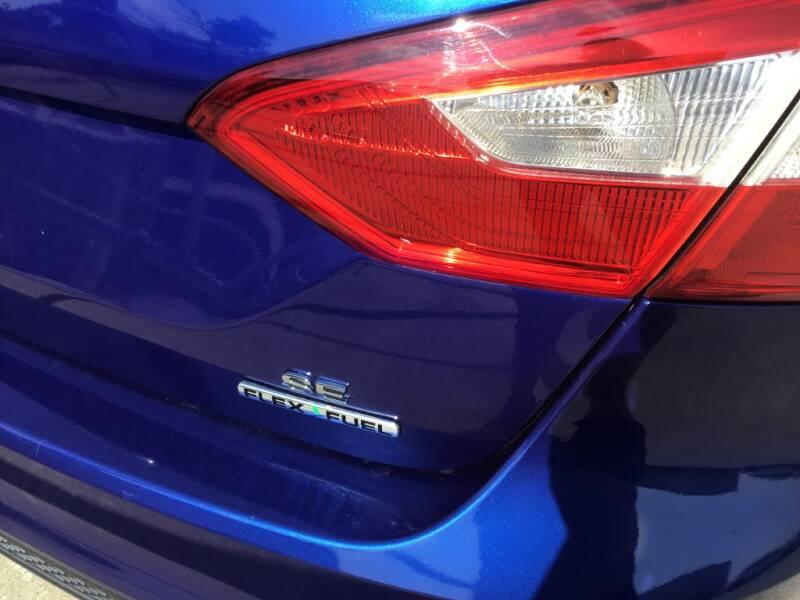 2012 Ford Focus SE 4dr Sedan - Bates City MO
