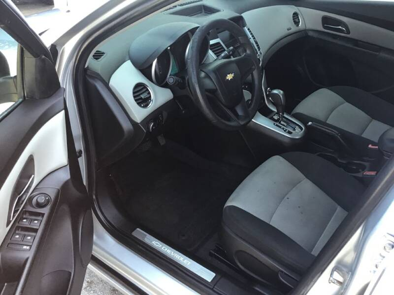 2012 Chevrolet Cruze LS 4dr Sedan - Bates City MO
