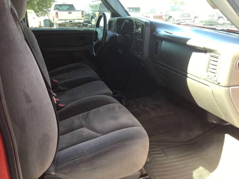 2005 Chevrolet Silverado 1500  - Bates City MO