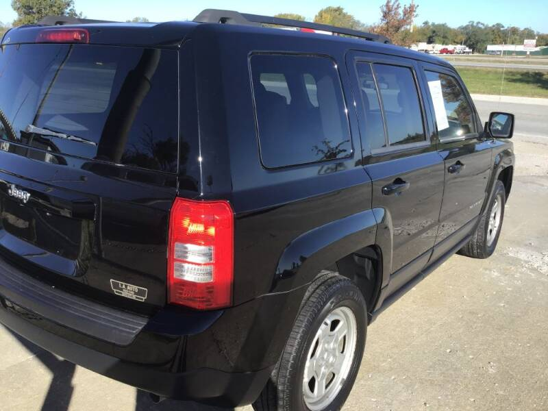 2015 Jeep Patriot 4x4 Sport 4dr SUV - Bates City MO