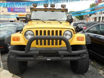 2000 Jeep Wrangler for sale in Allentown, PA