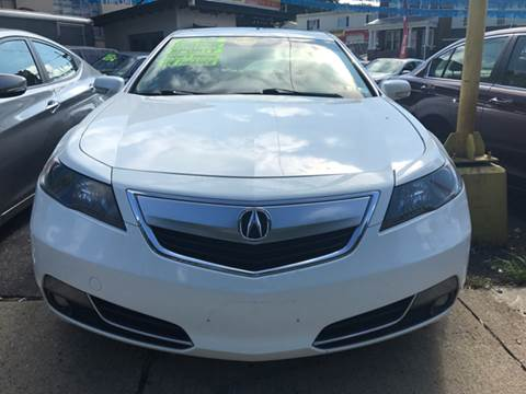2012 Acura TL for sale in Allentown, PA