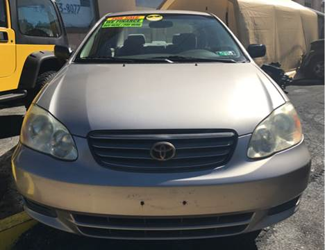 2003 Toyota Corolla for sale in Allentown, PA