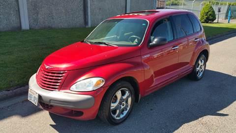 2001 Chrysler PT Cruiser for sale in Tacoma, WA