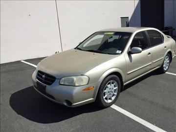 2001 Nissan Maxima for sale in Tacoma, WA
