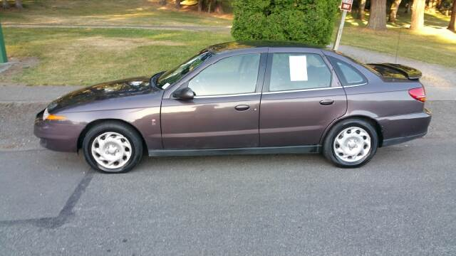 2000 Saturn L Series Ls1 In Tacoma Wa Unlimited Auto Deals Llc