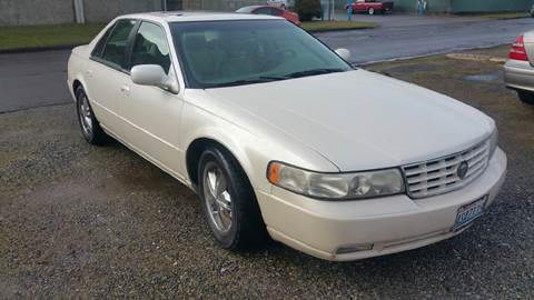 2001 Cadillac Seville for sale in Tacoma, WA