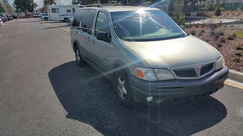 2001 Pontiac Montana for sale in Tacoma, WA