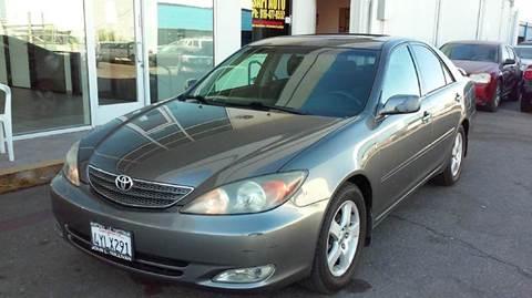 2002 Toyota Camry for sale at Safi Auto in Sacramento CA