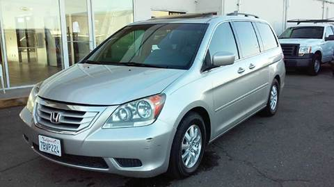 2009 Honda Odyssey for sale at Safi Auto in Sacramento CA