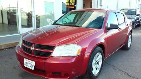 2008 Dodge Avenger for sale at Safi Auto in Sacramento CA