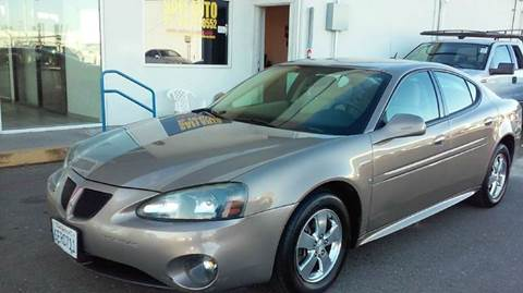2006 Pontiac Grand Prix for sale at Safi Auto in Sacramento CA