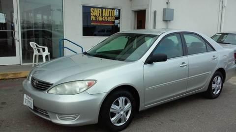 2006 Toyota Camry for sale at Safi Auto in Sacramento CA