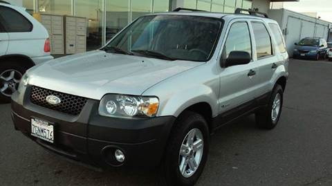 2007 Ford Escape Hybrid for sale at Safi Auto in Sacramento CA