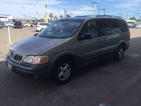 1999 Pontiac Montana for sale in Sacramento, CA