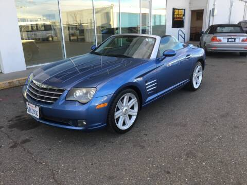 2005 Chrysler Crossfire Limited for sale at Safi Auto in Sacramento CA