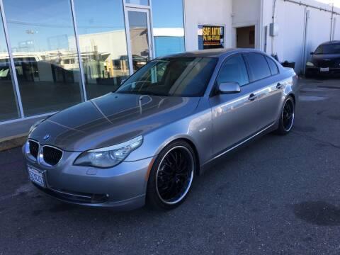 2008 BMW 5 Series 535i for sale at Safi Auto in Sacramento CA