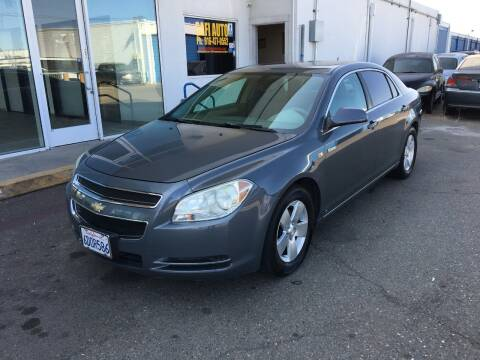 2008 Chevrolet Malibu Hybrid for sale at Safi Auto in Sacramento CA
