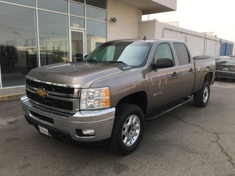 2012 Chevrolet Silverado 2500HD for sale at Safi Auto in Sacramento CA