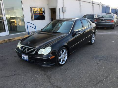 2007 Mercedes-Benz C-Class for sale at Safi Auto in Sacramento CA